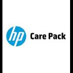 Hewlett Packard Enterprise 3Y 4H 24x7 w/DMR