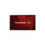 "Viewsonic CDM5500T signage display Digital signage flat panel 139.7 cm (55"") LED Full HD Black Touchscreen"
