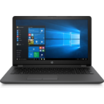 "HP 255 G6 Notebook 39.6 cm (15.6"") 1920 x 1080 pixels 7th Generation AMD A9-Series APUs 8 GB DDR4-SDRAM 256 GB SSD Wi-Fi 5 (802.11ac) Windows 10 Pro Graphite"