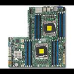 Supermicro X10DRW-NT Intel C612 Socket R (LGA 2011) server/workstation motherboard
