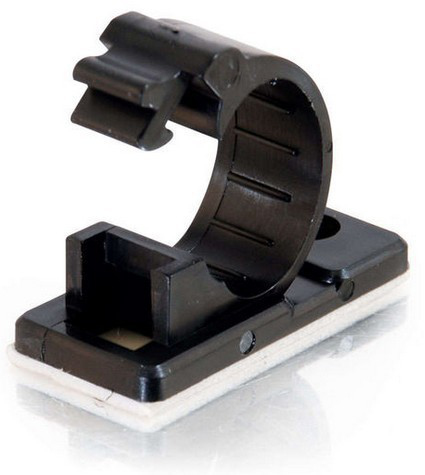 C2G 88140 Black 50pc(s) cable clamp