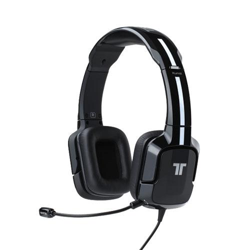 Tritton Kunai PS3/PS Vita Binaural Head-band Black headset