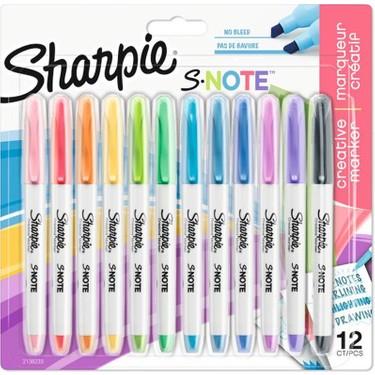 Sharpie 2138233 permanent marker Multicolour 12 pc(s)