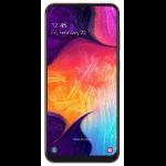 """Samsung Galaxy A50 SM-A505F 16,3 cm (6.4"""") 128 GB Dual SIM 4G Koraal 4000 mAh"""