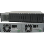 Perle MCR1900-DAC network equipment chassis