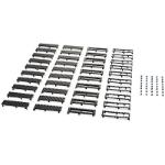 HP (10 Pk) 600/800 TWR Bezel Support Kit