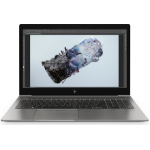 "HP ZBook 15u G6 Silver Mobile workstation 39.6 cm (15.6"") 3840 x 2160 pixels 8th gen Intel® Core™ i7 32 GB DDR4-SDRAM 1000 GB SSD AMD Radeon Pro WX 3200 Windows 10 Pro"