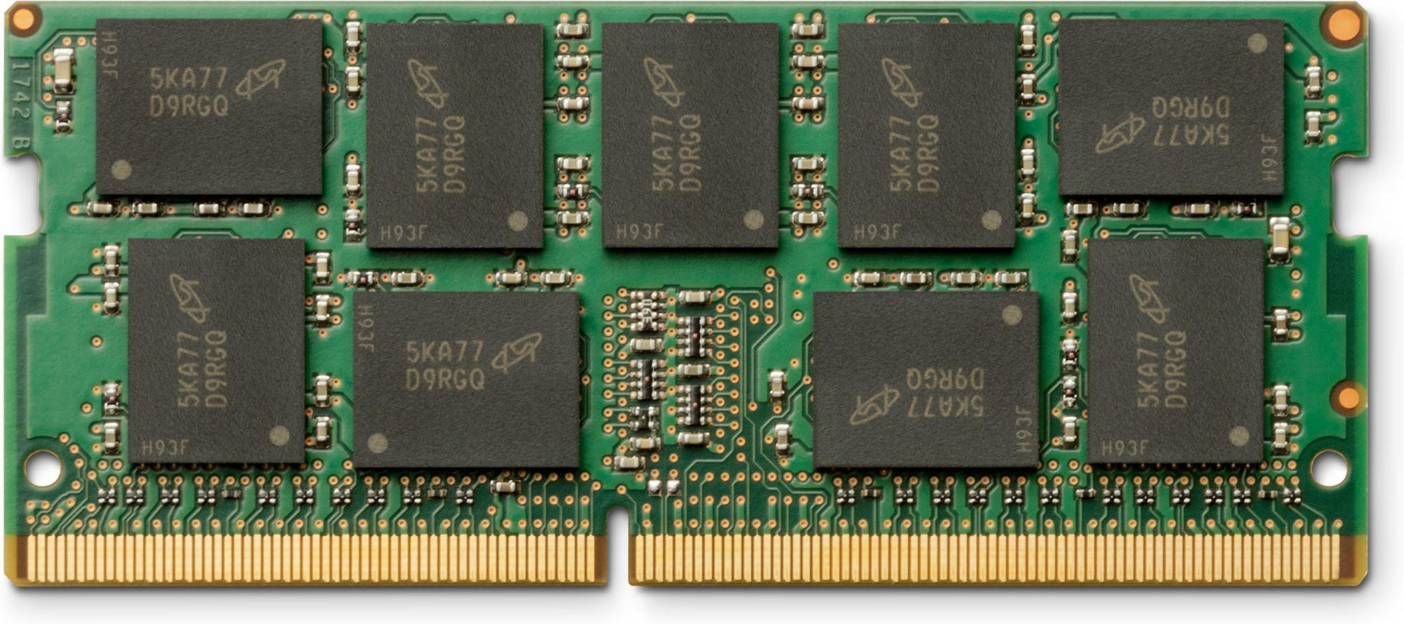 HP 8GB (1x8GB) DDR4-2133 ECC RAM