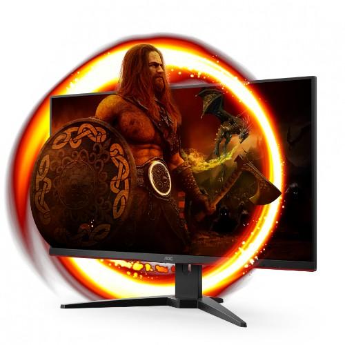 AOC G2 U28G2AE/BK LED display 71.1 cm (28