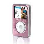 Belkin Remix Metal for iPod classic, Pink Pink
