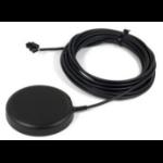 Lantronix 60118 lector rfid RS-232 Negro