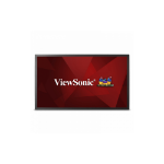 "Viewsonic CDM4300T signage display 43"" LED Full HD Digital signage flat panel Black Wi-Fi"