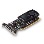 DELL 490-BDXO graphics card NVIDIA Quadro P1000 4 GB GDDR5