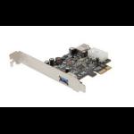 Fujitsu USB 3.0 PCIe x1 Internal USB 3.0 interface cards/adapter
