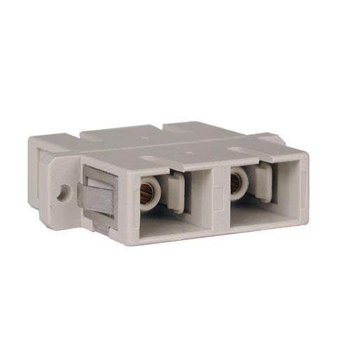 Tripp Lite Duplex / Simplex Multimode Fiber Couple Adapter MMF / SMF Coupler (SC/SC)