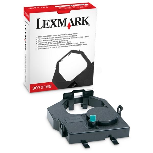 Lexmark 3070169 Nylon black, 8000K characters
