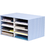 Fellowes 4482501 desk sorter Blue Paper