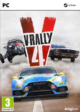 Nexway V-Rally 4 vídeo juego PC Básico Español