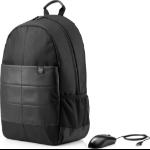 "HP 39.62 cm(15.6"") Classic Backpack"