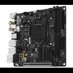 Gigabyte GA-Z270N-WIFI Intel Z270 LGA 1151 (Socket H4) Mini ITX motherboard