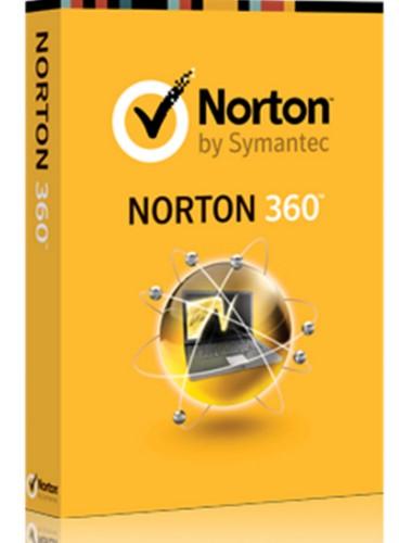 Symantec Norton 360 2014 3 User 1 Year (Download)