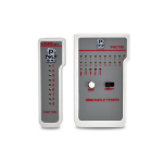 Pyle PHCT85 network cable tester Grey,White