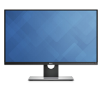 "DELL UltraSharp UP2716D 68.6 cm (27"") 2560 x 1440 pixels 2K Ultra HD LED Black, Silver"
