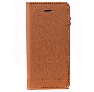 """Decoded D4IPO5SW1BN 4"""" Wallet case Brown mobile phone case"""