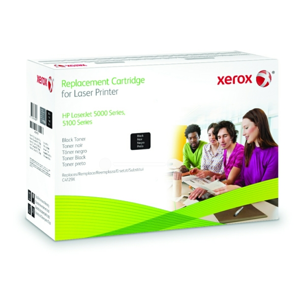 Xerox 003R97026 compatible Toner black, 10K pages @ 5% coverage (replaces HP 29X)