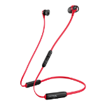 HyperX Cloud Headset In-ear Bluetooth Black, Red HEBBXX-MC-RD/G