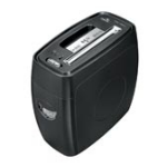 Fellowes PS-12Cs Cross shredding Black Paper Shredder