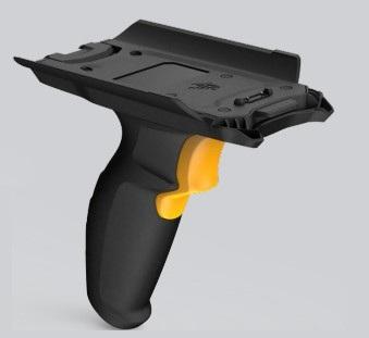 Zebra TRG-TC5X-ELEC1-01 accesorio para dispositivo de mano Mango Negro, Amarillo