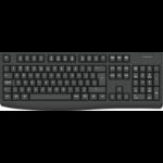 Gearlab G200 keyboard RF Wireless QWERTY US International Black