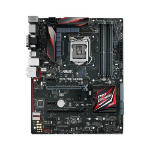 ASUS H170 PRO GAMING Intel H170 LGA 1151 (Socket H4) ATX