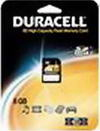 Duracell Secure Digital Card 8GB 8GB SDHC memory card