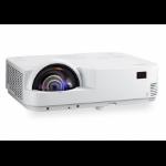 NEC M333XS 3300ANSI lumens DLP XGA (1024x768) 3D Desktop projector White 60003974