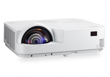 NEC M333XS Desktop projector 3300ANSI lumens DLP XGA (1024x768) 3D White data projector