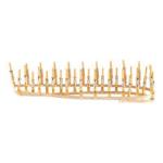 Black Box FH100-25PAK wire connector Crimp Pins Gold