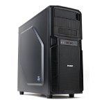Zalman Z1 computer case Midi-Tower Black
