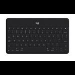 Logitech Keys-To-Go Black Bluetooth