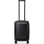 HP All in One Carry On Luggage Trolley Black Acrylonitrile butadiene styrene (ABS), Polycarbonate