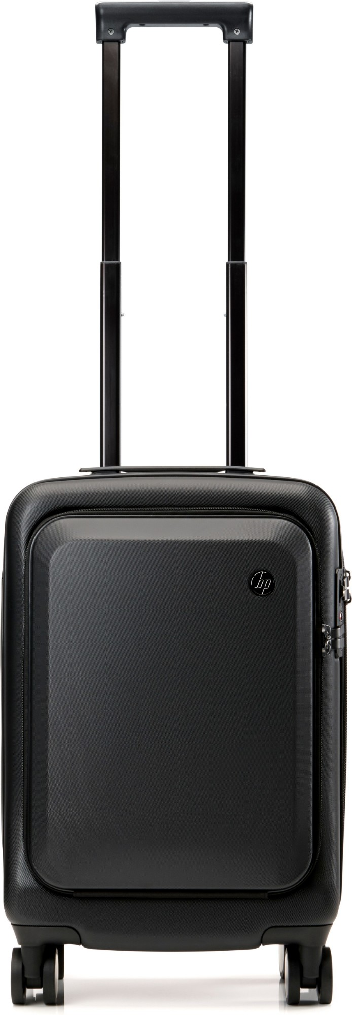 HP All in One Carry On Luggage Tranvía Negro Acrilonitrilo butadieno estireno (ABS), Policarbonato