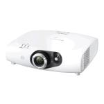PANASONIC PT-RW330, 3500 ANSI, WXGA, HD LED / LASER HYBRID SOLID SHINE - WHITE