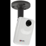 ACTi D12 IP security camera Indoor Cube White security camera