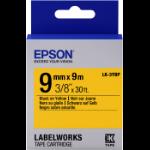 Epson LK-3YBP labelprinter-tape