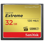Sandisk 32GB Extreme Flash Speicher Kompaktflash