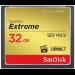 Sandisk 32GB Extreme memoria flash CompactFlash