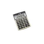 Canon LS-80TEG calculator Desktop Financiële rekenmachine Goud, Grijs
