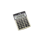 Canon LS-80TEG calculadora Escritorio Calculadora financiera Oro, Gris