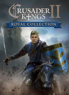 Nexway Crusader Kings II: Royal Collection PC/Mac/Linux Español